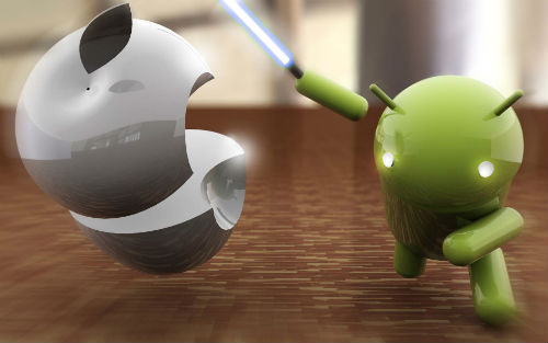 Las tablets Android le ganan en venta a las iPads iOS de Apple