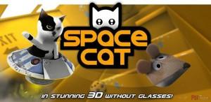 Un juego cuyo personaje principal es un gato