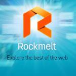 Rockmelt: Navegador social de noticias