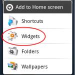 Top 5 de los mejores Widgets para tu Android