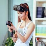 Los chinos han desarrollado su propio casco de realidad virtual