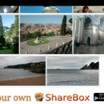 Comparte fotografías mediante WiFi con ShareBox