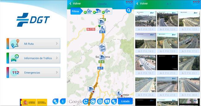 direccion nacional transito android