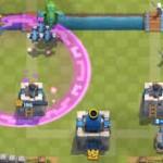 Aprende a realizar ataques en clash royale para Android